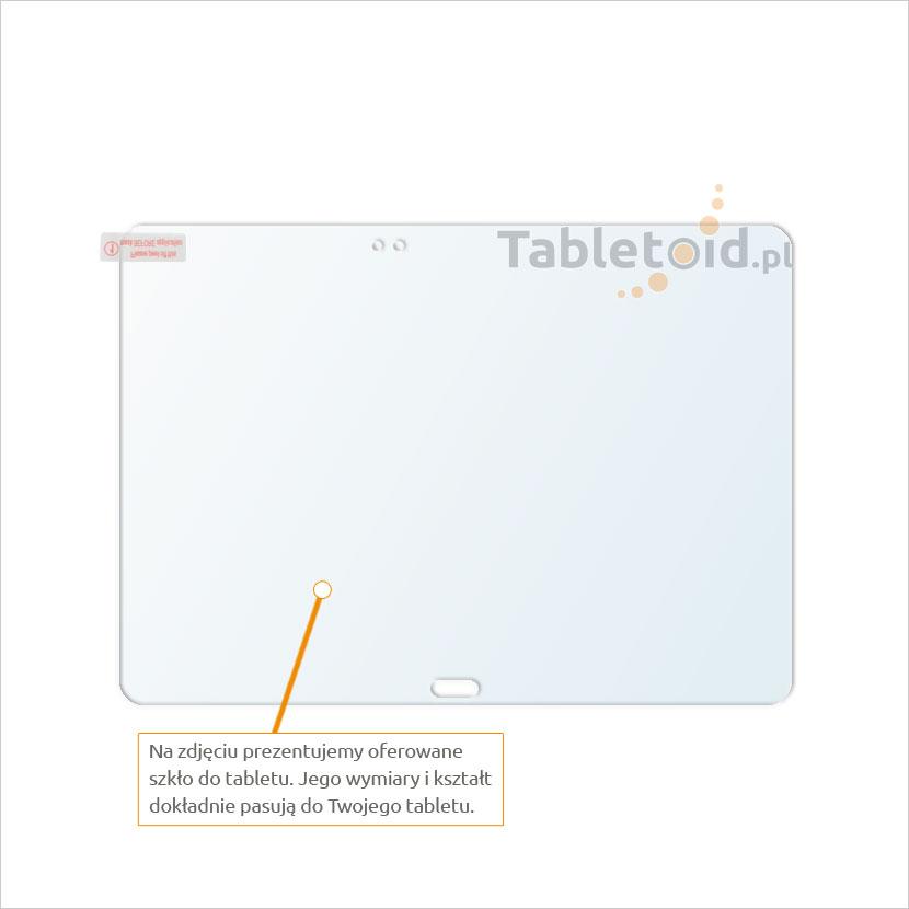 Dedykowane szkło hartowane {(glass) (tempered glass)} na tablet 1111111111111111111NAZWA11111111111111111111