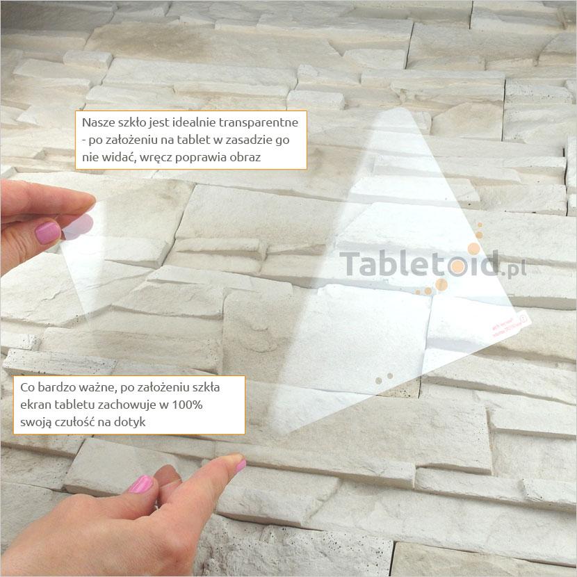 Szkło hartowane w dłoni - Samsung GALAXY Tab S 10.5