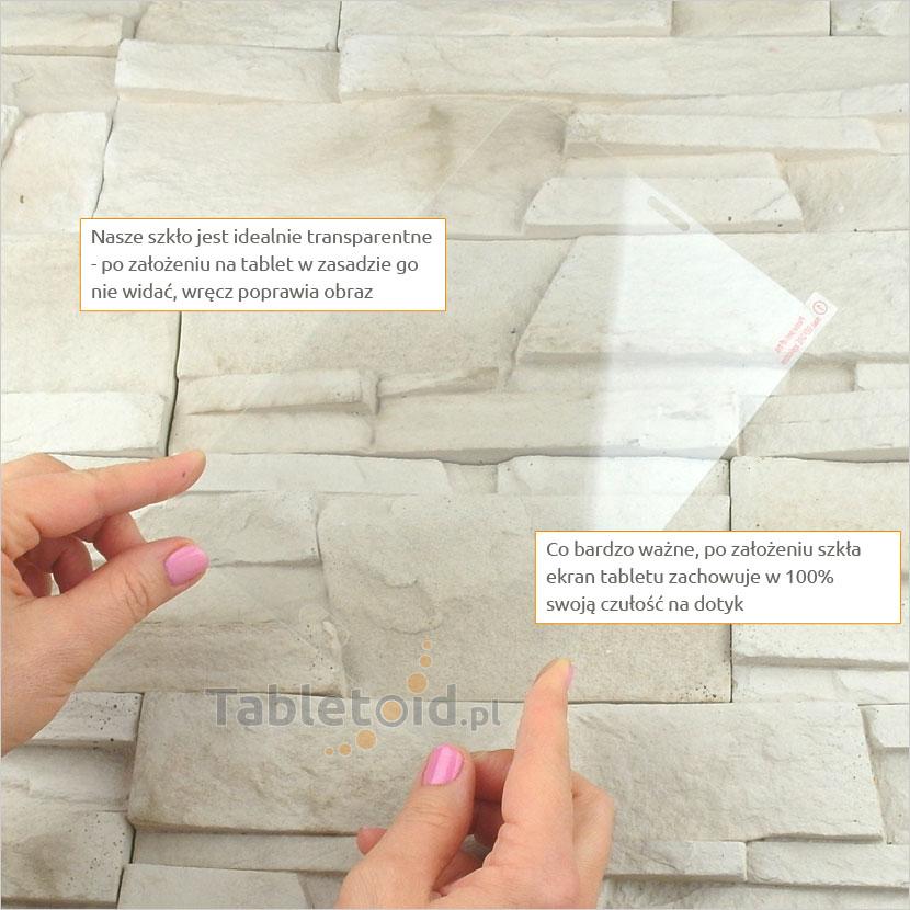 Szkło hartowane w dłoniach - Samsung Galaxy Tab S2 8.0