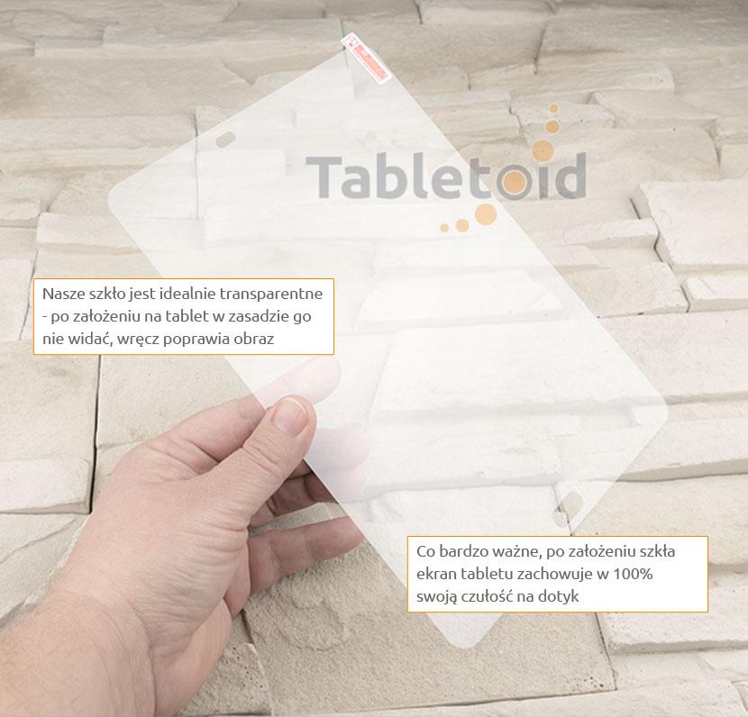 Szkło hartowane w dłoniach - Samsung Galaxy Tab S2 9.7