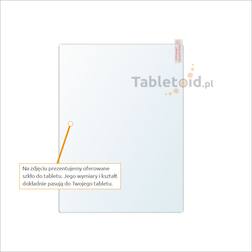 Dedykowane szkło hartowane (tempered glass) na tablet Amazon Kindle Paperwhite 3