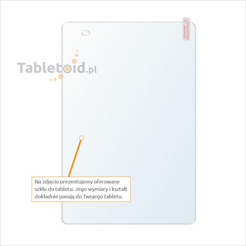 Dedykowane szkło hartowane (tempered glass) na tablet Xiaomi MiPad