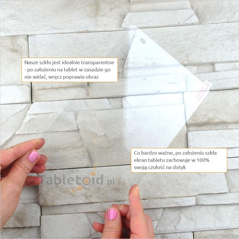 Szkło hartowane w rękach - Xiaomi MiPad