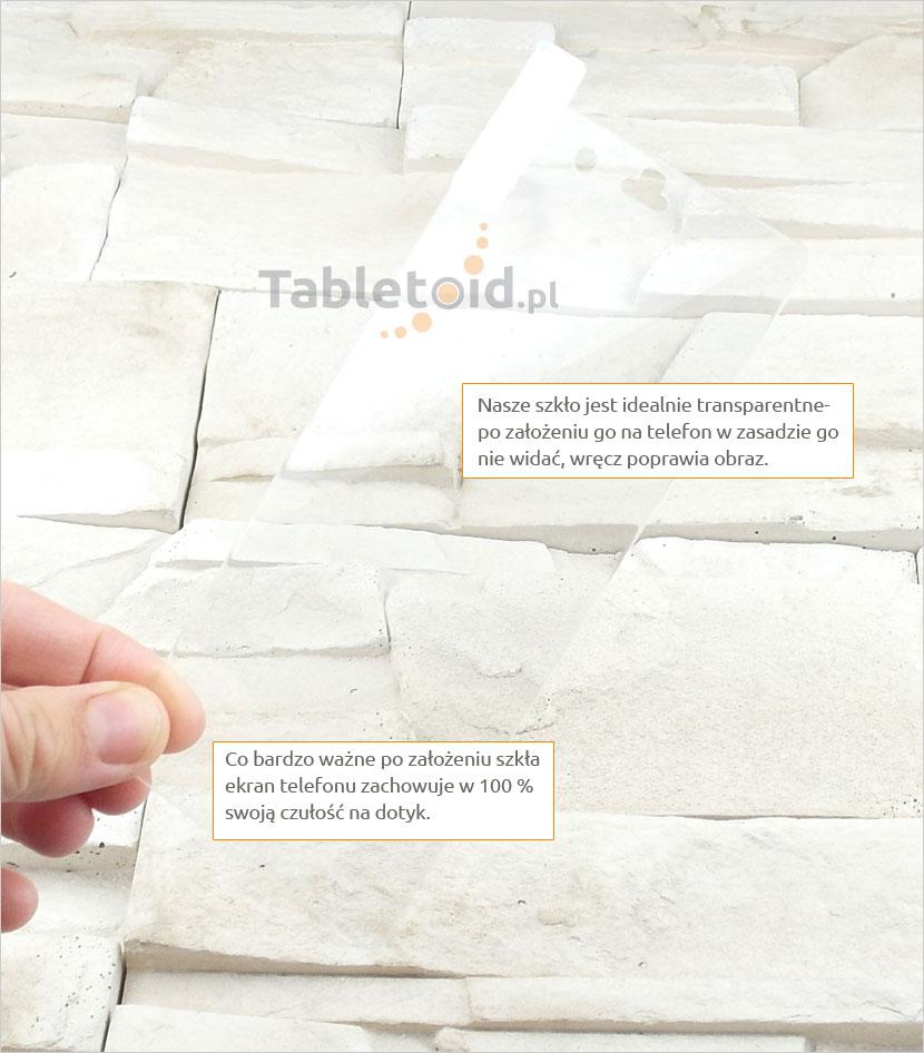 Szkło hartowane dedykowane na telefon ZTE Nubia Z9