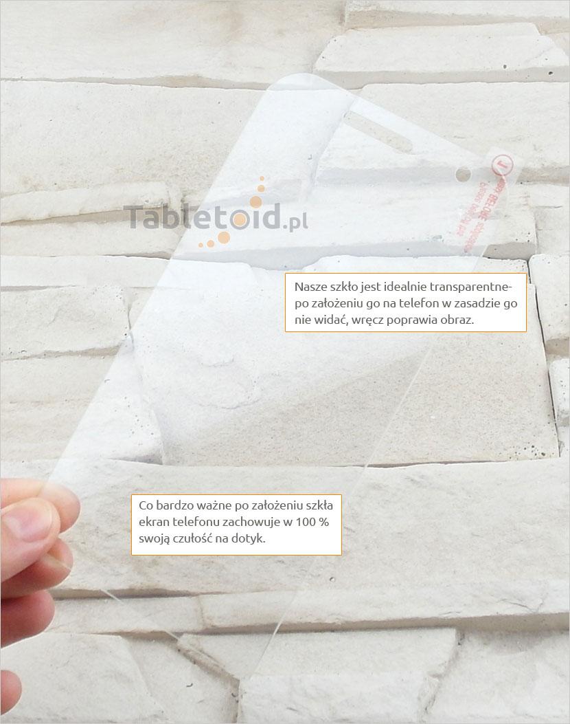 Szkło hartowane dedykowane na telefon Xiaomi Redmi Note 3