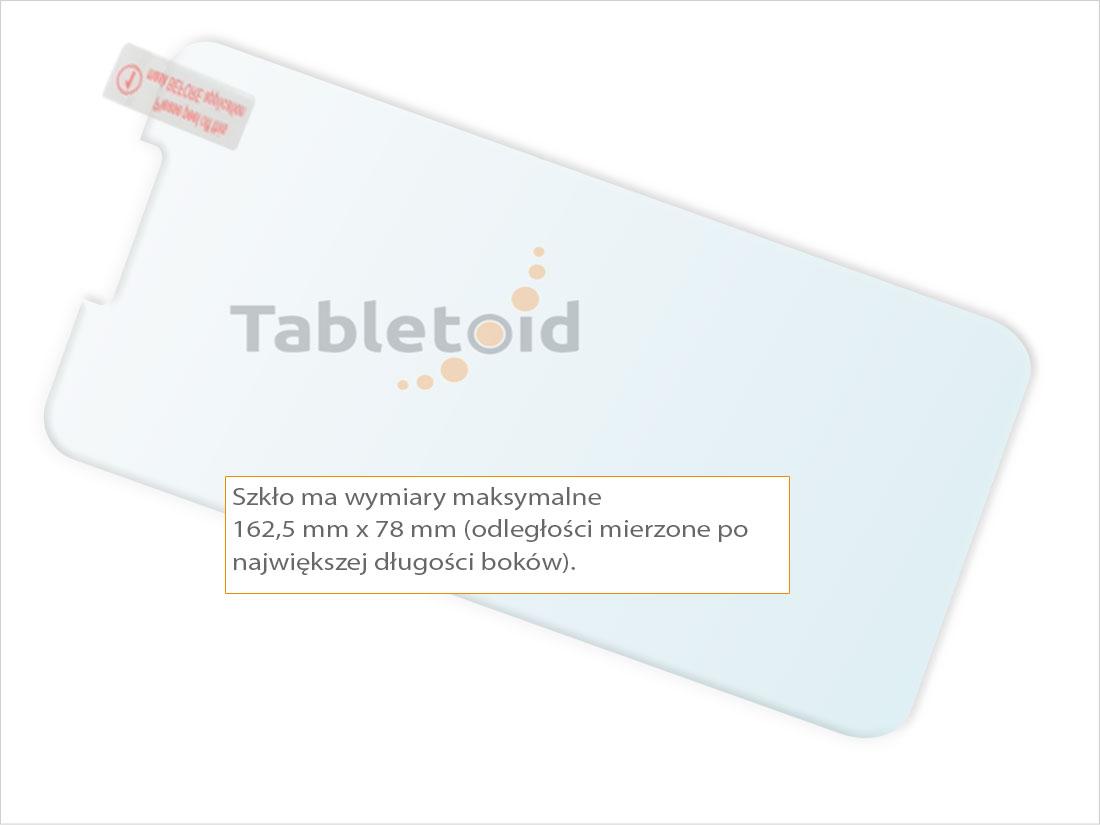 Dedykowane szkło hartowane (tempered glass) na tablet Xiaomi Mi Max