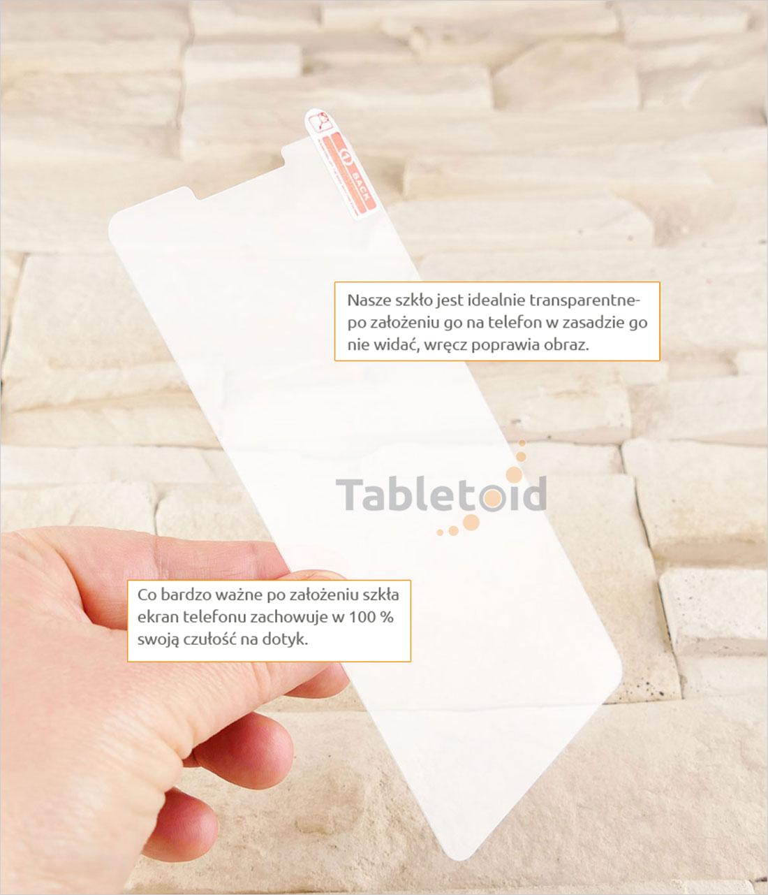 Szkło hartowane w rękach - Xiaomi Mi Max