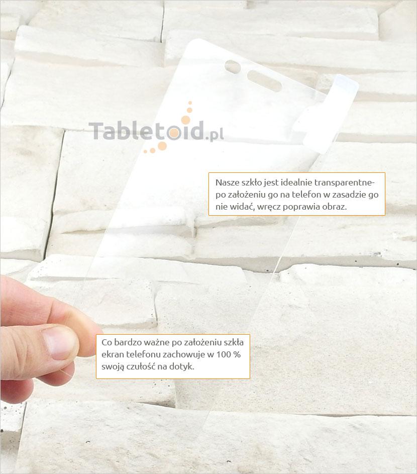 Szkło hartowane dedykowane na telefon Xiaomi Redmi 2S