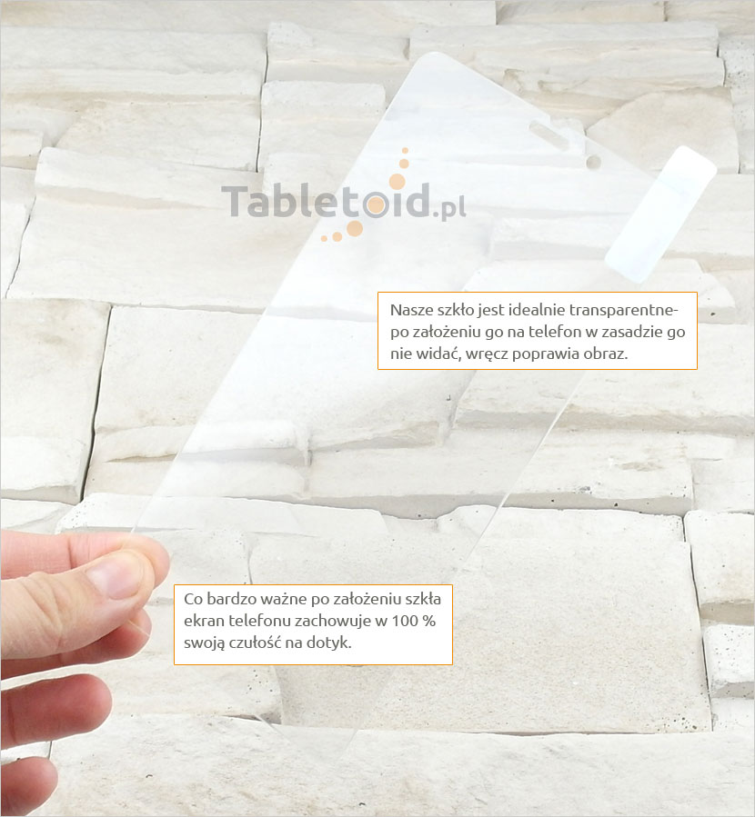 Szkło hartowane dedykowane na telefon Xiaomi Mi Note