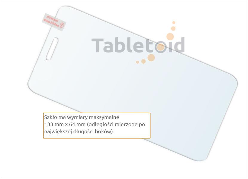 Zawartość ze szkłem Xiaomi Mi 4c