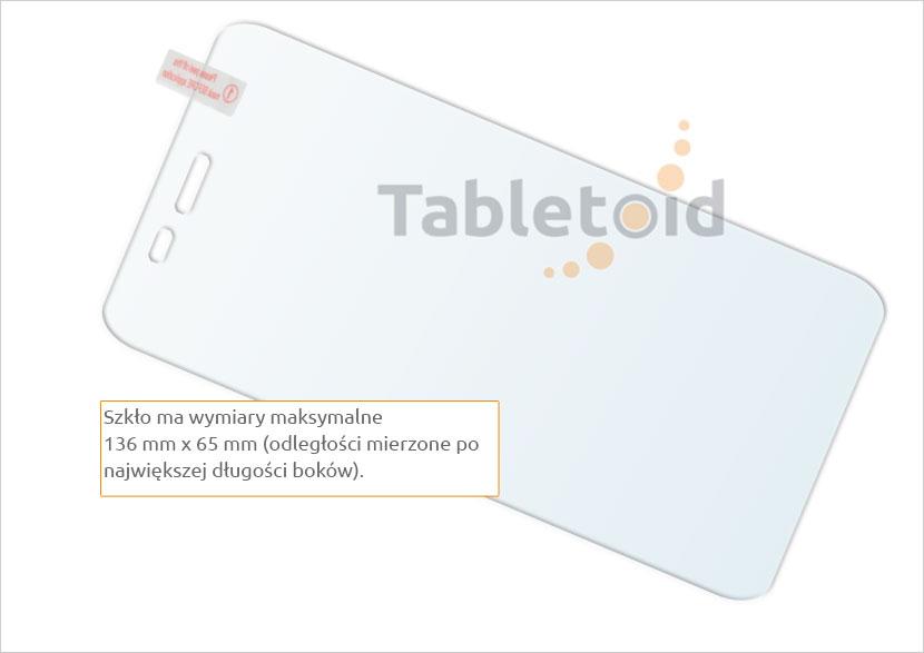 Zawartość ze szkłem Xiaomi Mi 4