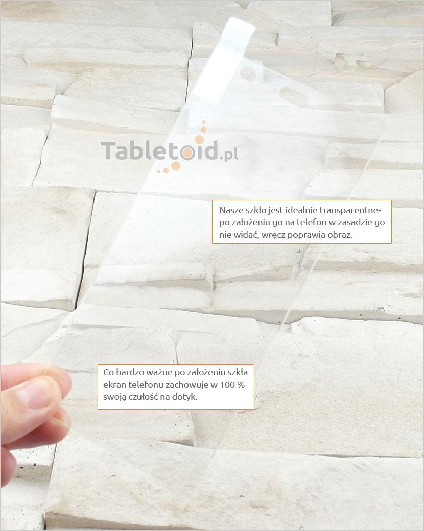 Szkło hartowane na telefon Xiaomi Mi3