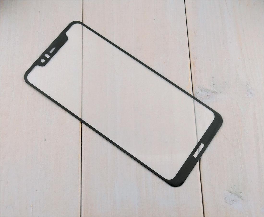 Szkło hartowane na telefon dotykowy Nokia X5 (2018),  Nokia 5.1 Plus, TA-1109