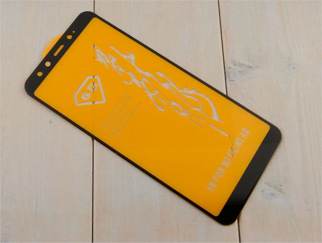 Szkło hartowane na telefon Xiaomi Mi A2 Mi 6X, M1804D2ST