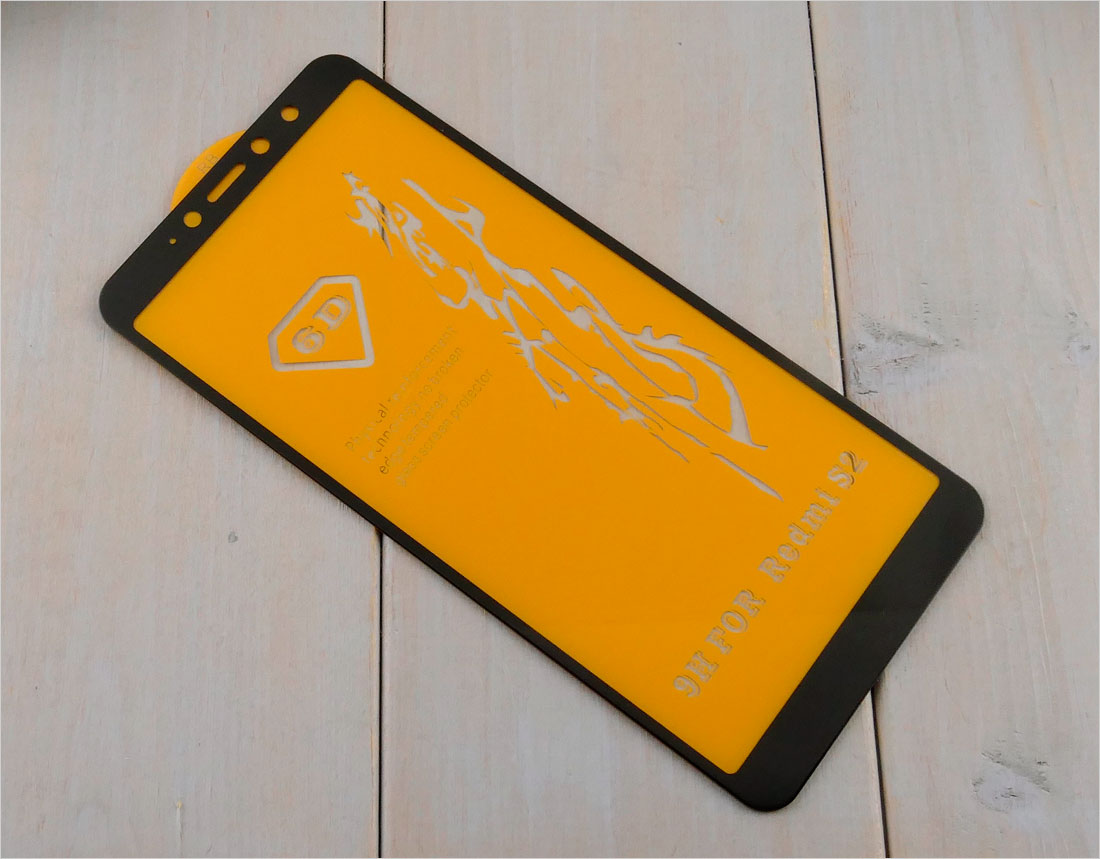 szkła hartowane na Xiaomi Redmi S2 M1803E6C, M1803E6E, M1803E6T