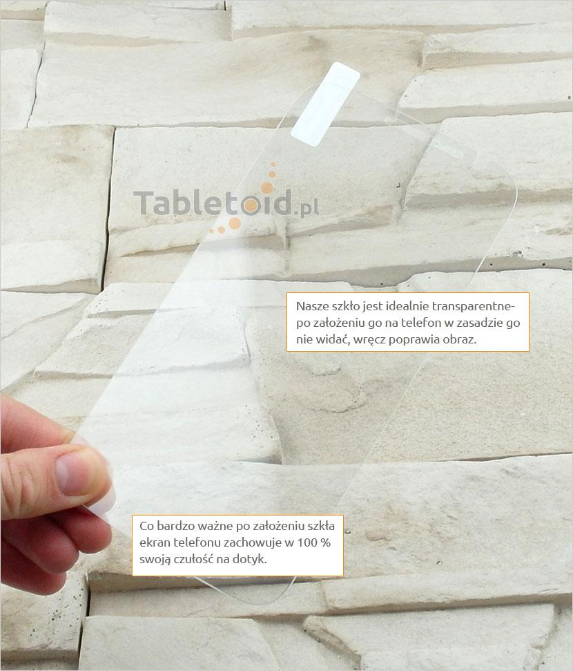 Szkło hartowane na telefon Alcatel One Touch Pop S9