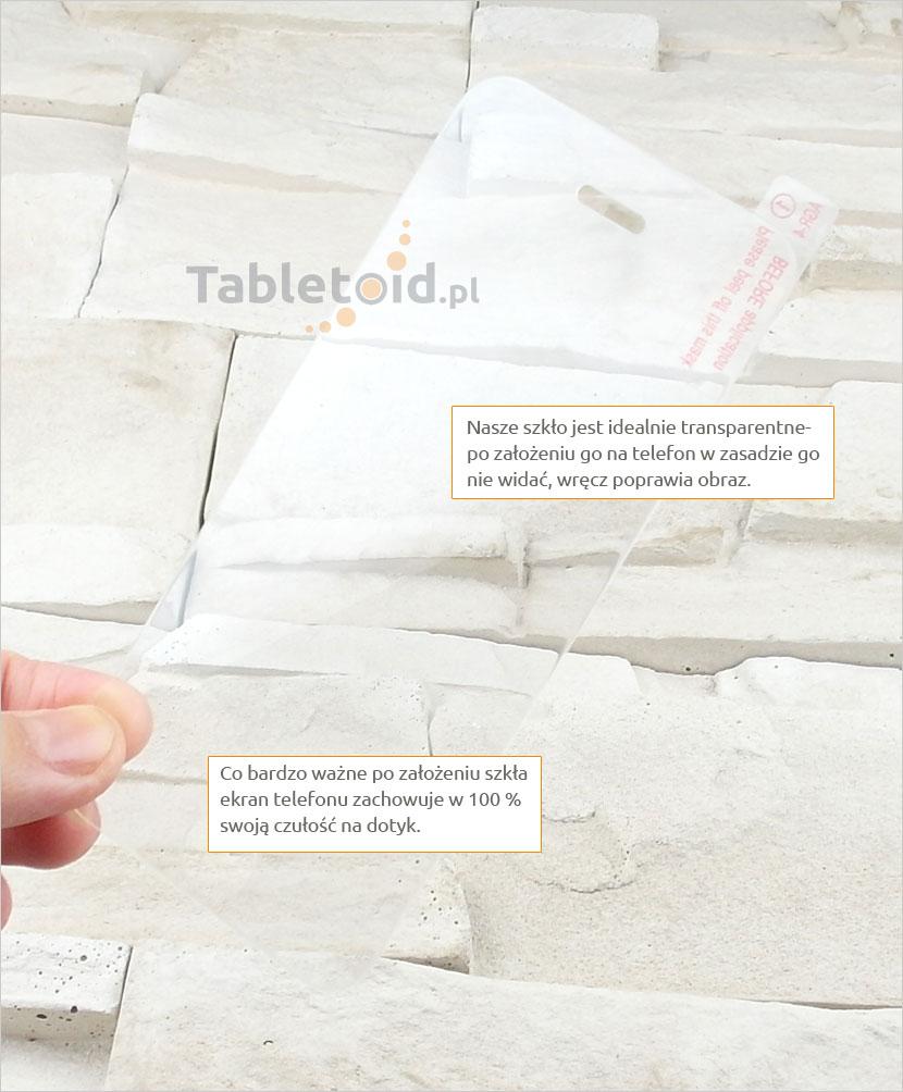Szkło hartowane na telefon Apple iPhone 5, 5s, 5c