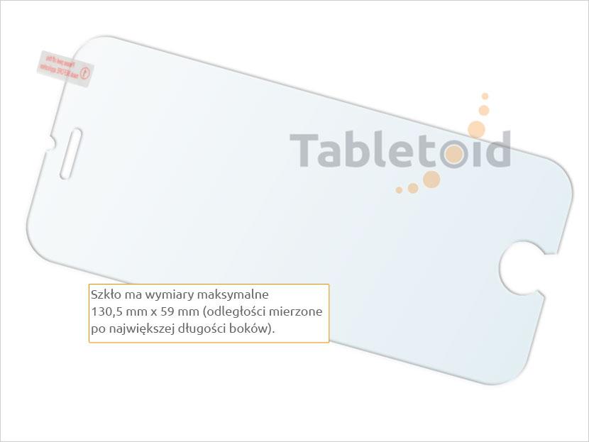 Zawartość ze szkłem Apple iPhone 6 Plus