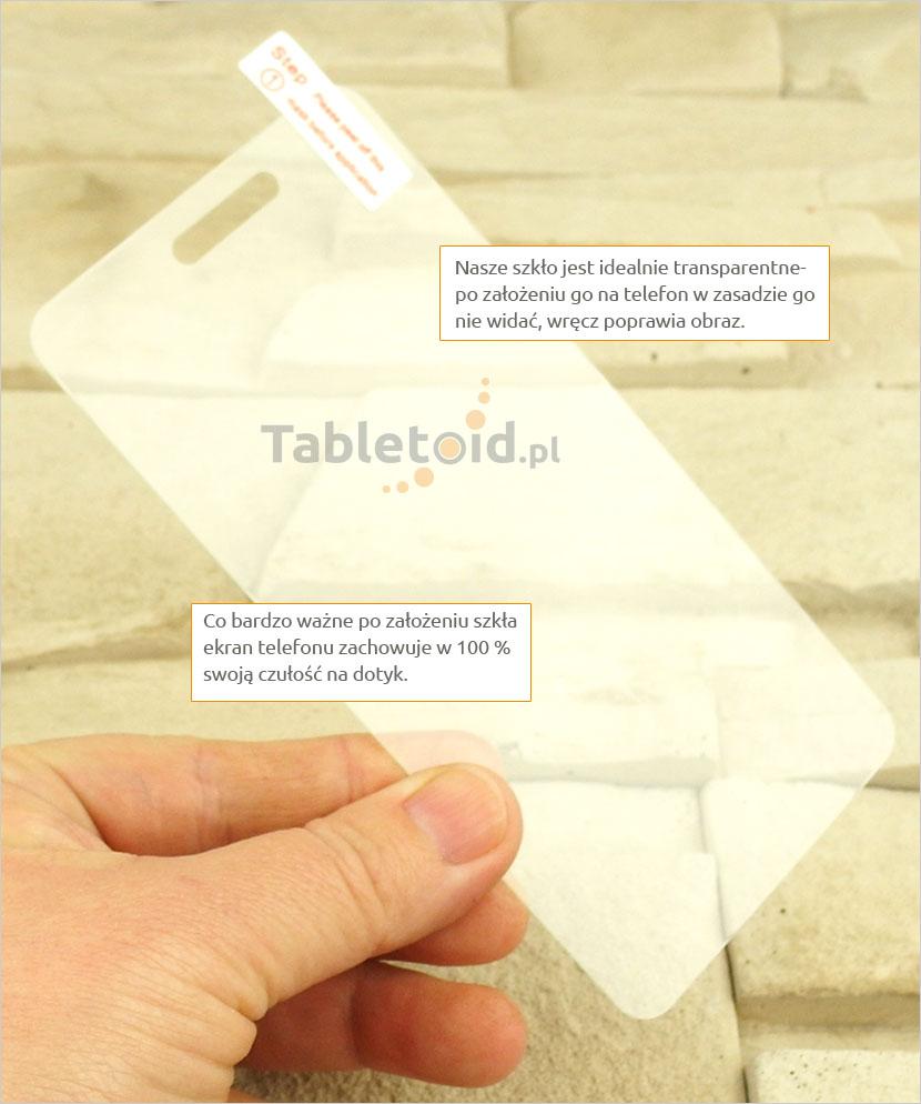Szkło hartowane dedykowane na telefon Asus PadFone Infinity A80
