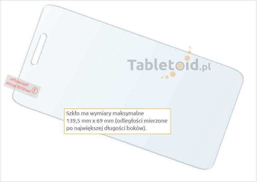 Zawartość ze szkłem Asus PadFone Infinity A80