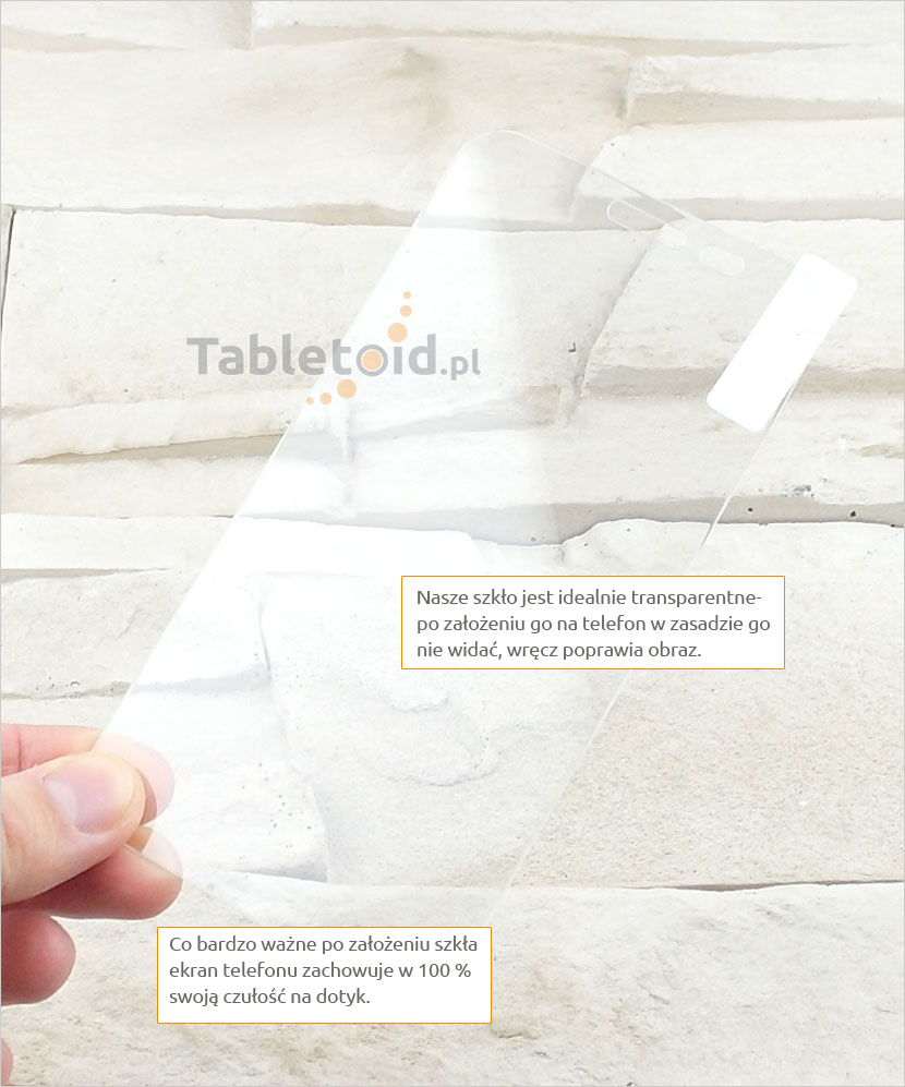 Szkło hartowane na telefon Asus ZenFone 2 Laser 5.0