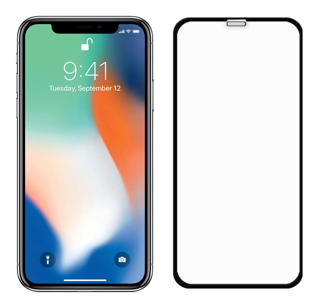 szkło na telefon Apple iPhone XS 5.8-cala