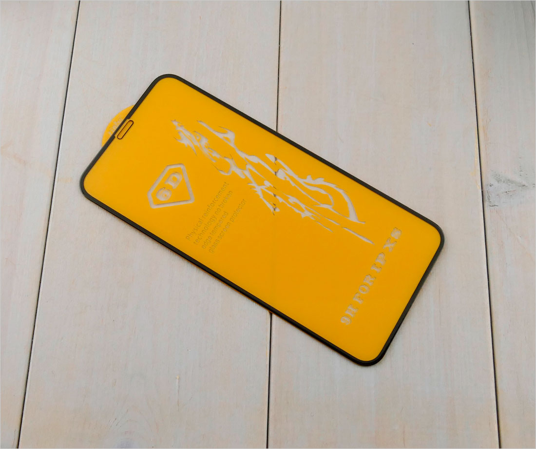 dedykowane szkło hartowane do telefonu Apple iPhone XS 5.8-cala