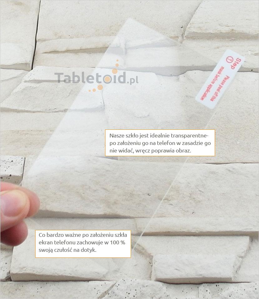 Szkło hartowane na telefon BlackBerry Z10