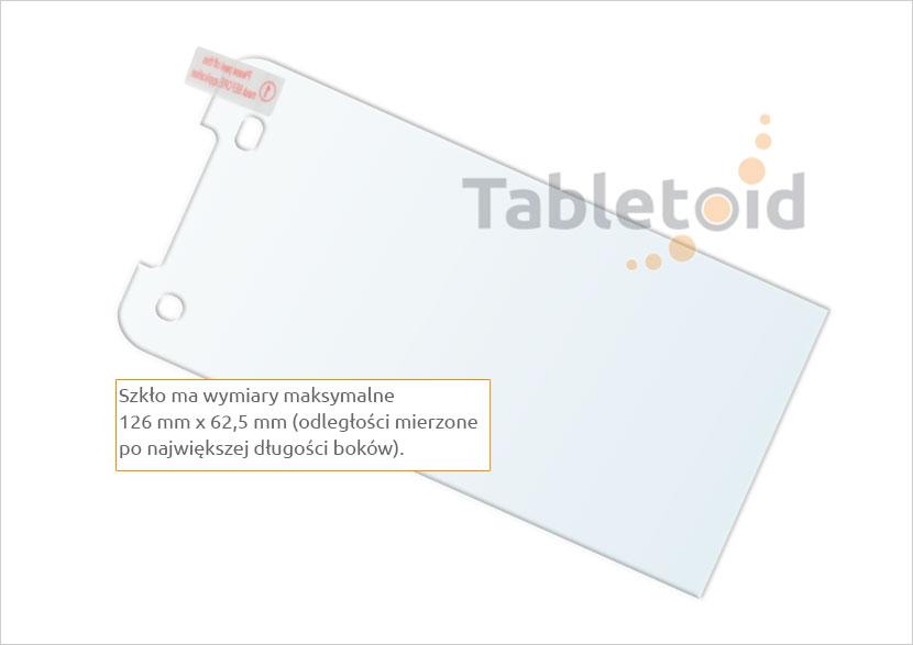 Co w pudełku ze szkłem HTC Desire 520