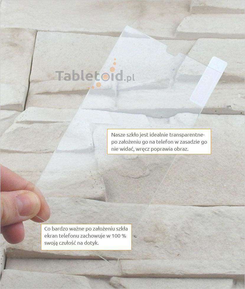 Szkło hartowane na telefon HTC Desire 626