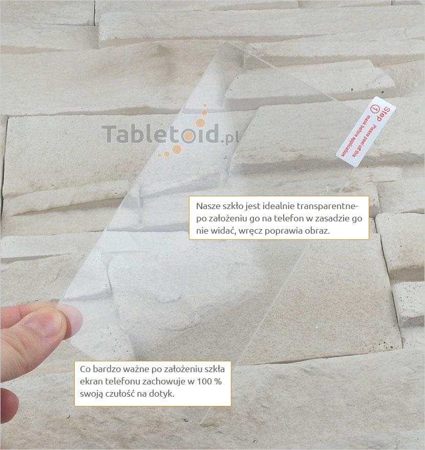 Szkło hartowane na telefon HTC Desire 816