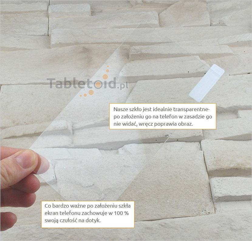Szkło hartowane na telefon HTC Desire 820