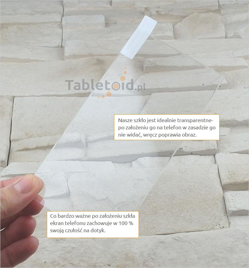 Szkło hartowane dedykowane na telefon HTC Desire 820 mini