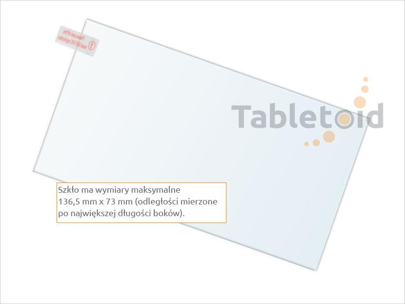 Zawartość ze szkłem HTC One E9