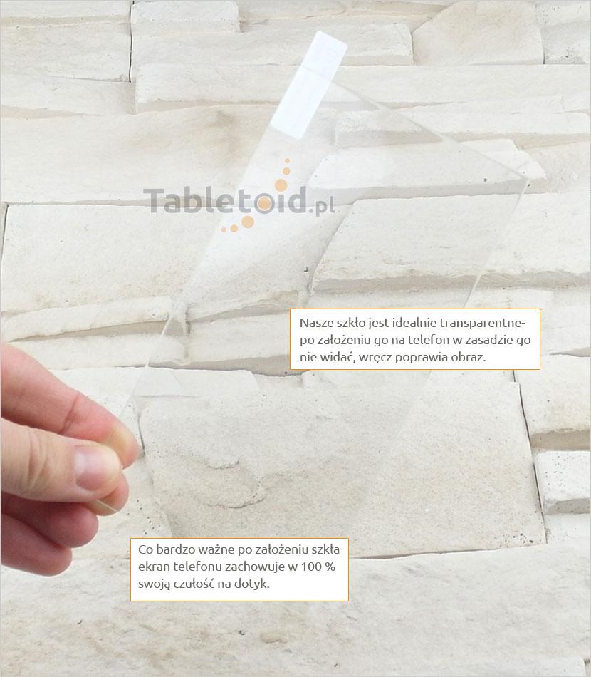 Szkło hartowane na telefon HTC One E9