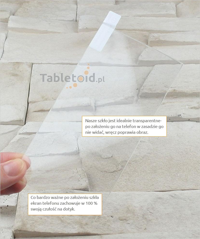 Szkło hartowane na telefon HTC One M8