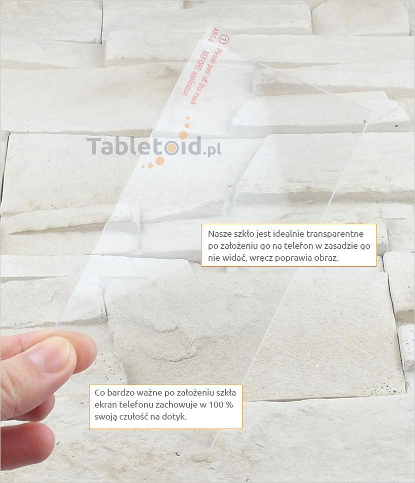 Szkło hartowane dedykowane na telefon HTC One M9
