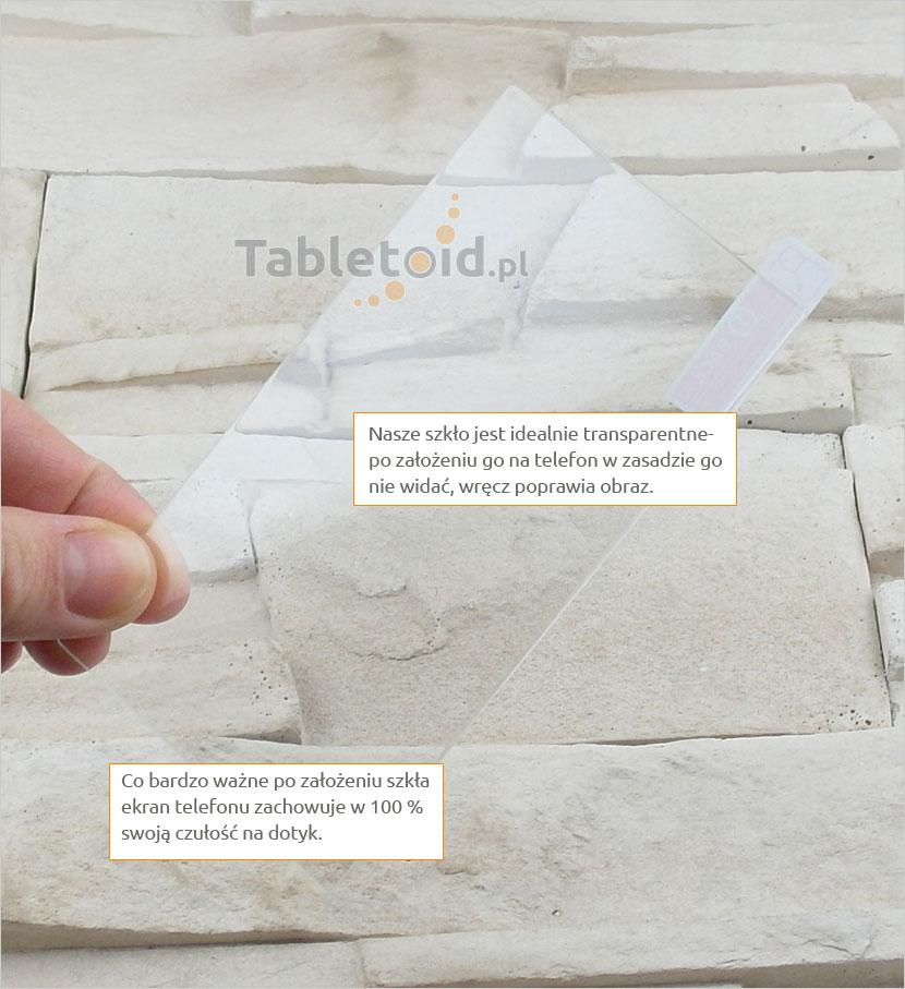 Szkło hartowane na telefon HTC One Mini