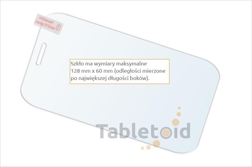 Zawartość ze szkłem Huawei Y360