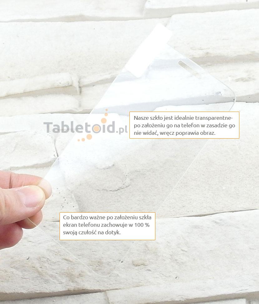 Szkło hartowane na telefon Huawei Y360