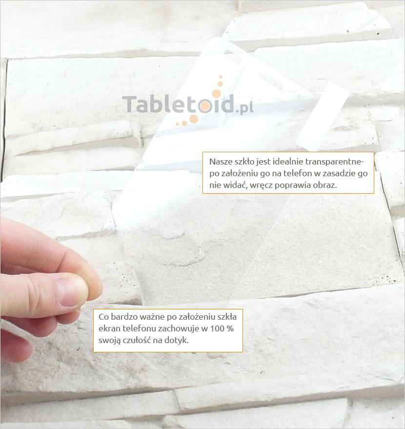 Szkło hartowane na telefon Huawei Y625