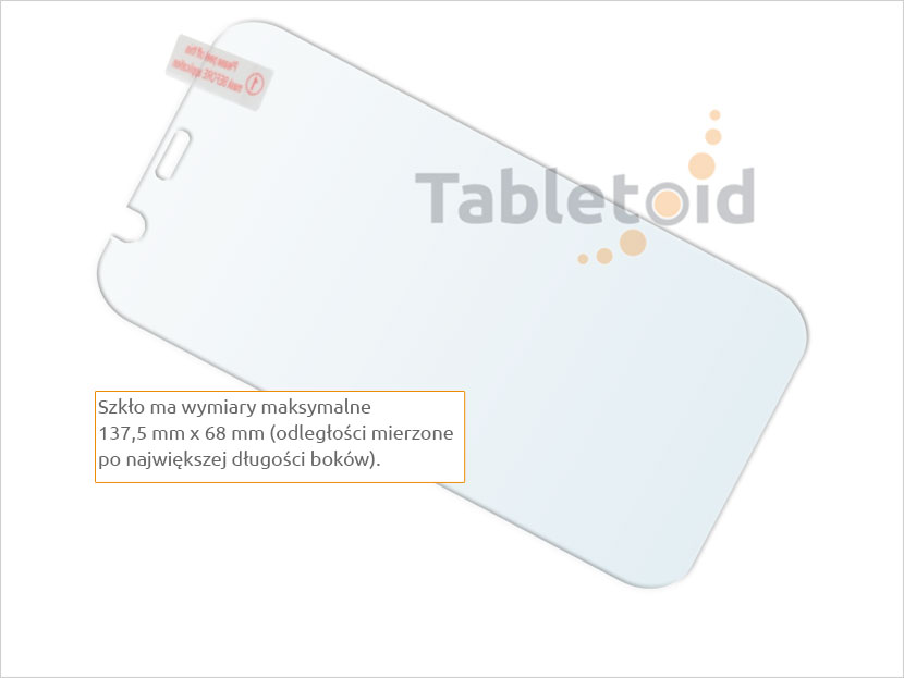 Co w pudełku ze szkłem Huawei Y625