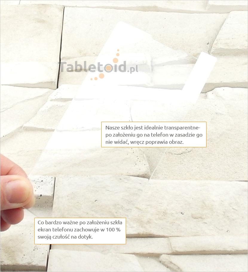 Szkło hartowane na telefon Lenovo A2010