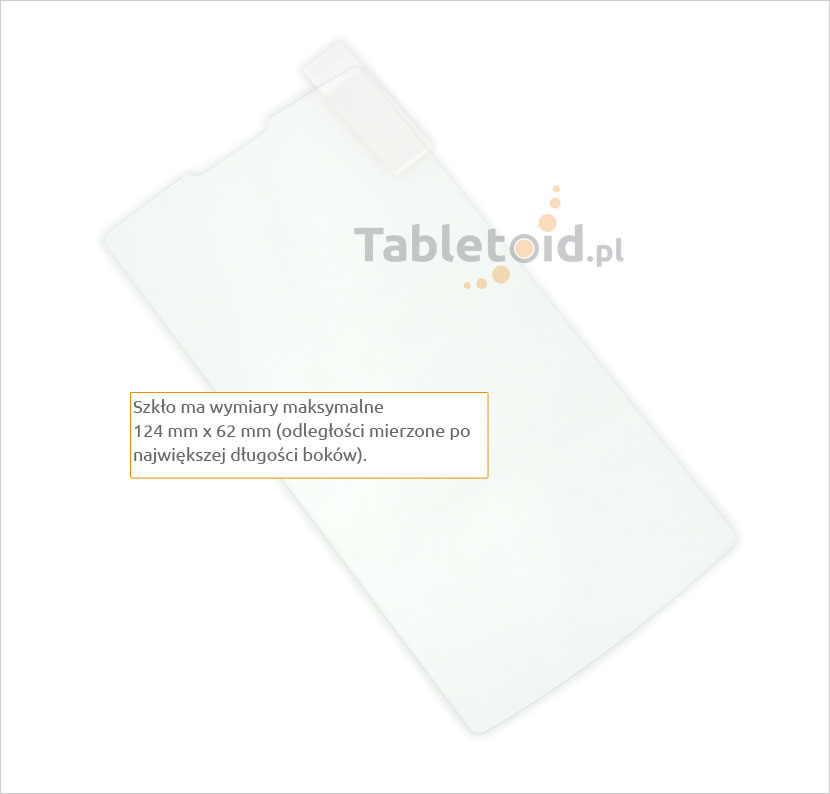Zawartość ze szkłem Lenovo A2010