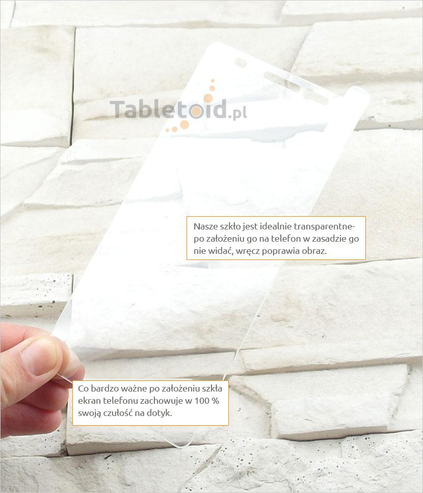 Szkło hartowane na telefon Lenovo K3 Note / A7000