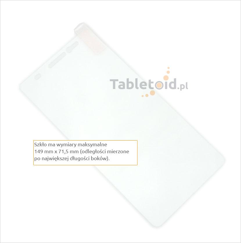 Zawartość ze szkłem Lenovo K3 Note / A7000