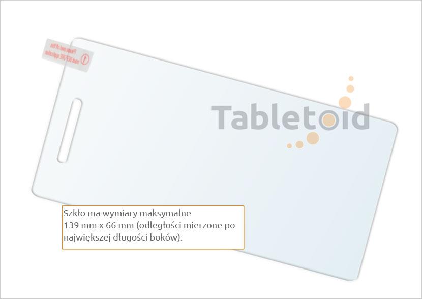 Szkło hartowane na telefon Lenovo Vibe Shot Z90