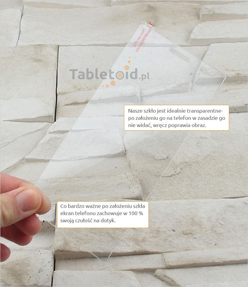 Szkło hartowane dedykowane na telefon Lenovo Vibe X2