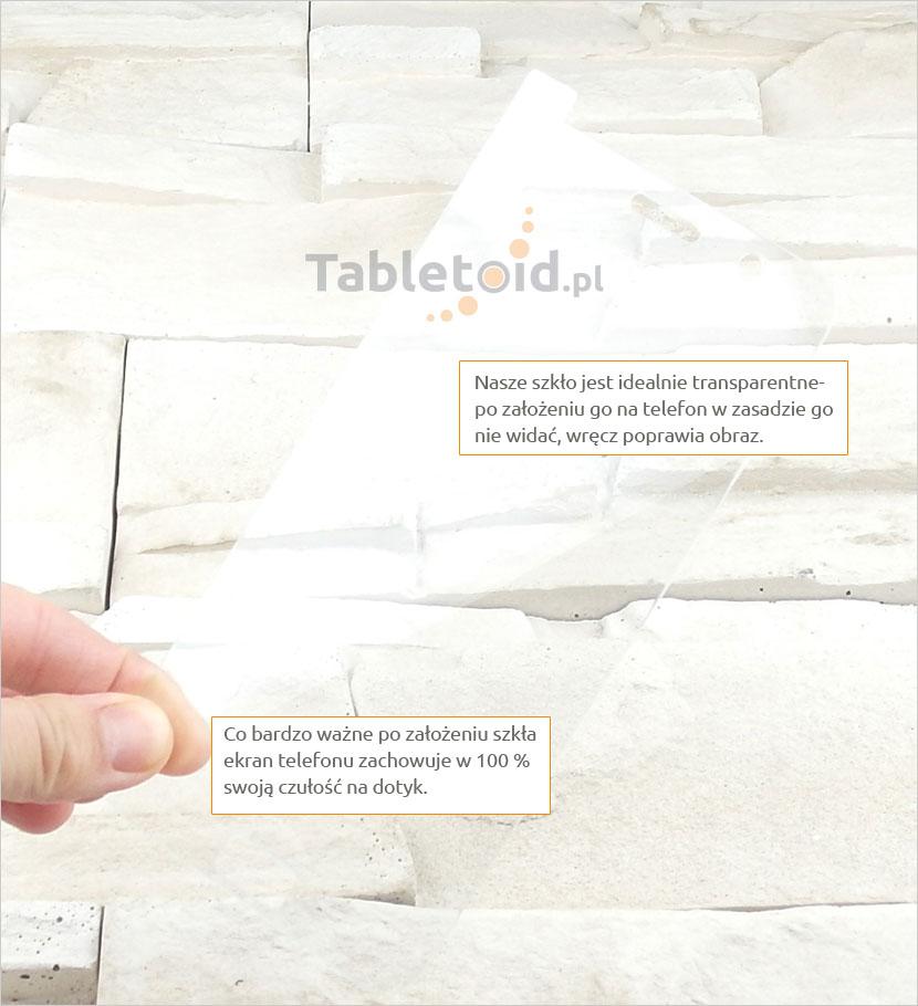 Szkło hartowane dedykowane na telefon Lenovo ZUK Z1