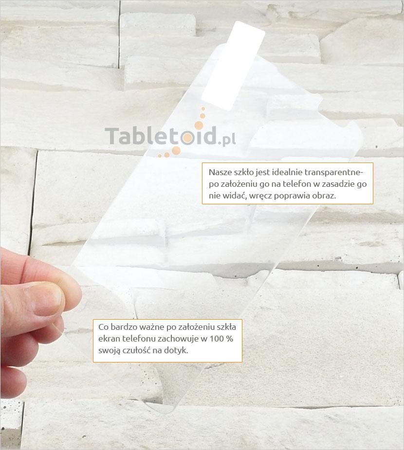 Szkło hartowane na telefon LG F70